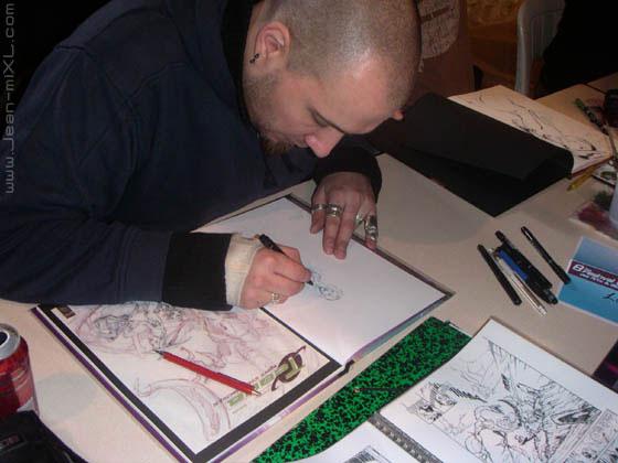 juste ct sbastien lamirand coloriste de tessa rajoute sa touche personnelle aux dessins de son acolyte - Coloriste Bd